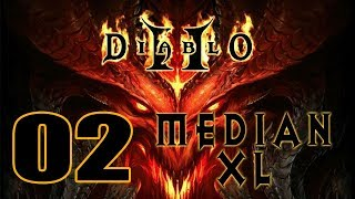 Imon Plays [Diablo II (Median XL 1.3)] #02 Sorceress Act 1 Andariel
