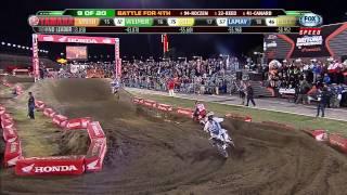 2013 AMA Supercross RD 10 Daytona 450 Main Event HD