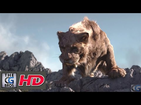 """CGI 3D/VFX Breakdown HD: """"Making Of - Farcry: Primal"""" - by Mikros Image"""