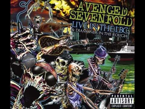 Avenged Sevenfold - Almost Easy (CLA Mix + Lyrics)