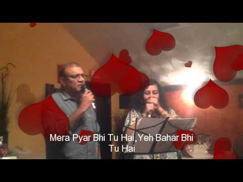 Mera Pyar Bhi Tu Haihappy 10th Anniversary Amita & Ankush video