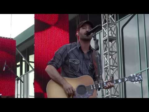 Josh Thompson cold Beer With Your Name On It 6-4-13 video
