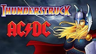 🔴  AC/DC - ThundersTruck (Drivers of 80 Level )