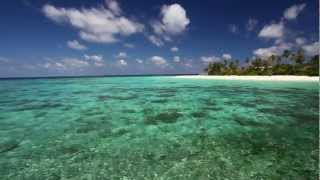 Park Hyatt Maldives Arrival Tour into Water Villa HD