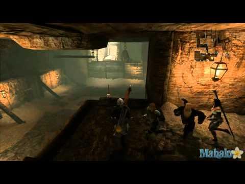 Dragon Age 2 Walkthrough - Male Warrior - Enemies Among Us Part 2