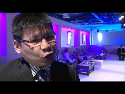 Dayne Lim Kok Chun, Product Development Division Director, Abu Dhabi Toursim Authority @ ATM 2011