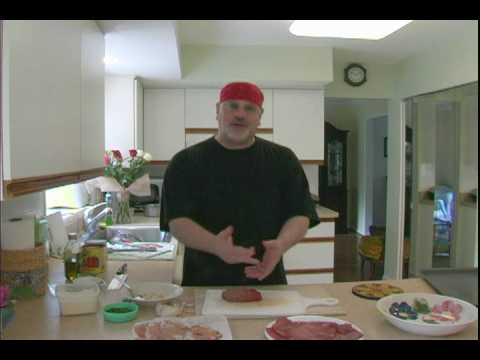The Man in the Kitchen with Scott Thomson-Braciole
