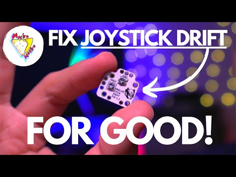PERMANENT JOYSTICK DRIFT FIX for PS4, PS5, XBOX One, and Series X Controllers!