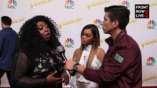 Download Lagu THE VOICE FINALE | Kyla Jade & Spensha Baker Talk Original Single Gratis STAFABAND