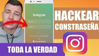 Hackear Contraseña de Instagram 2017 REAL es MUY FACIL | ¿Se puede?