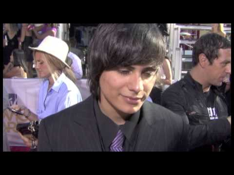 Kiowa Gordon Interview - Twilight: Eclipse