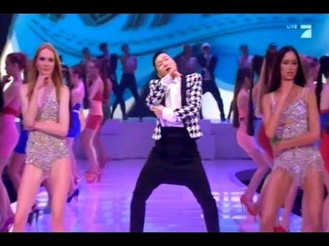 Psy - Gentleman  Gntm 2013 Finale video
