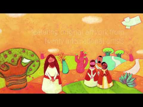 Storybook Bible Archbishop Desmond Tutu Book Trailer