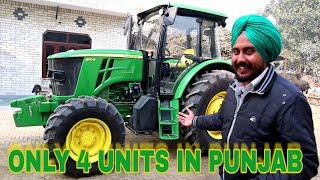 Only 4 in Punjab | John Deere 6110B full Detailed Review|GURPREET SINGH|
