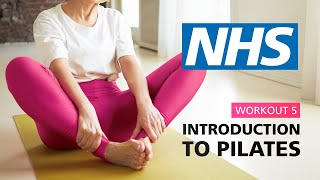 Introduction to Pilates - Workout 5 | NHS