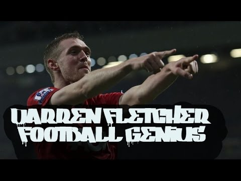 Darren Fletcher Tribute - United Legend | Goals, Passing, Controling The Game.