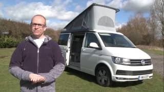 Motorhome review: Volkswagen California Ocean