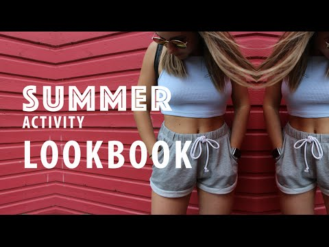 Summer Activity LookBook
