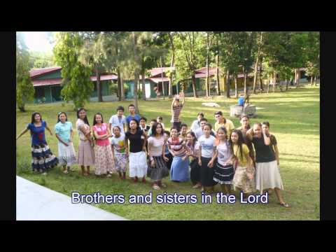 Brothers And Sisters In The Lord With Lyrics video