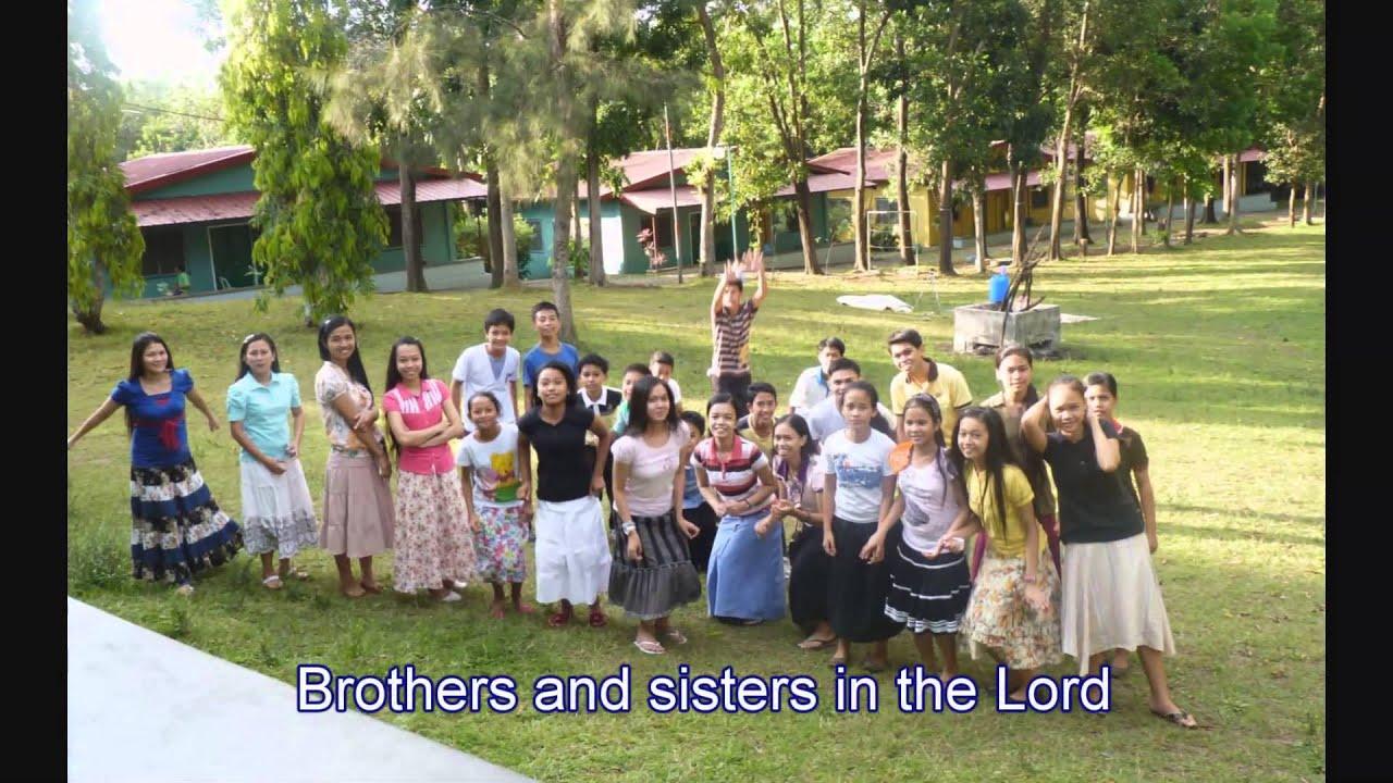lyrics brothers and sisters:
