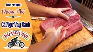 Ẩm Thực Đường Phố Nhật Bản|| Khám Phá Món Ăn Chế Biến Cá Ngừ Vây Xanh Khổng Lồ
