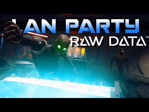 VR Robot Assassins - Raw Data