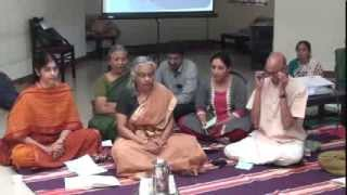 Health Chant (Arogya Mantra) Chant by Teachers and Staff of KYM