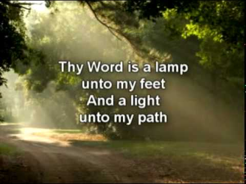 Thy Word Youtube