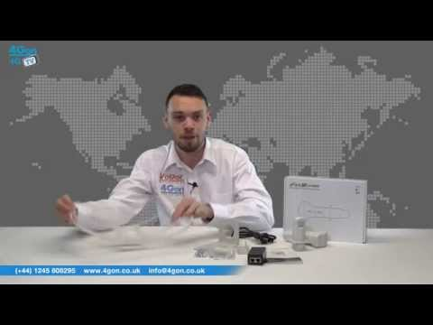 Ubiquiti airMAX airGrid Video Review / Unboxing