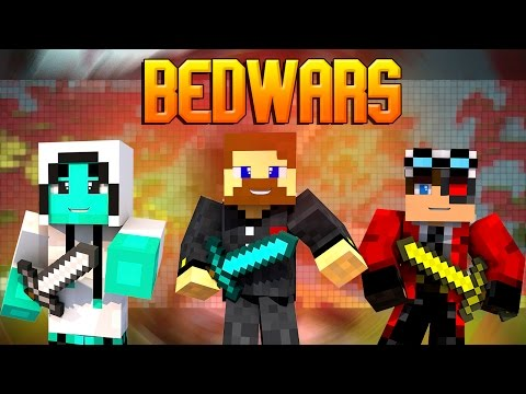 Minecraft Bed Wars #4 - Новая карта