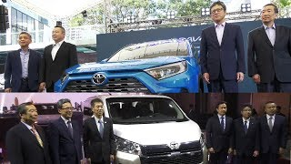 Auto Focus   Special Feature: Toyota Launches All-New Rav4 And All-New Hiace