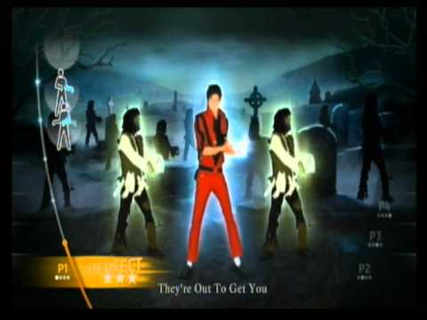 Michael Jackson The Experience Thriller video