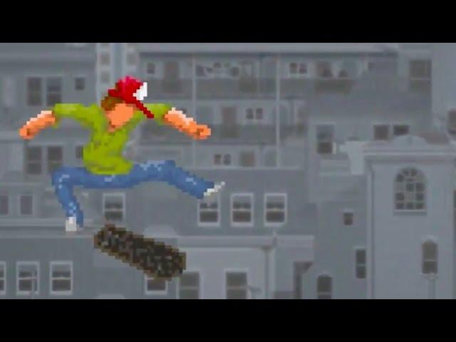 OlliOlli Gameplay Trailer