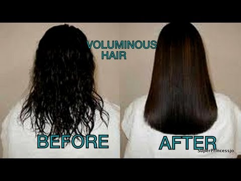 How To Get Healthy Shiny Voluminous Hair at Home Hair care Tips