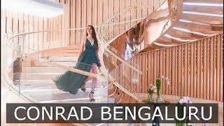 INDIA LUXURY TRAVEL: CONRAD BENGALURU | TRAVEL VLOG IV