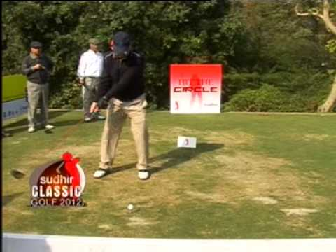 Sudhir Classic Golf 2012 - Zee Business coverage, Delhi
