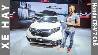 Trải nghiệm nhanh Honda CR-V 7 chỗ giá dưới 1,1 tỷ tại Việt Nam |XEHAY.VN|