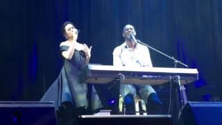 Download Lagu (CLOSEUP) Raisa & Brian Mc Knight duet, Jakarta, 8th Dec 2016 Gratis STAFABAND