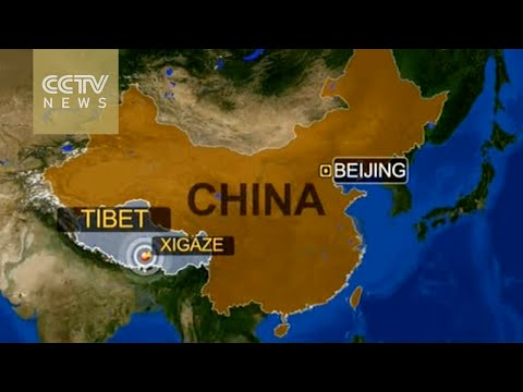 Two magnitude-5.3 earthquakes hit south Tibet