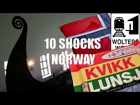 Visit Norway - 10 Things That Will Shock You About Norway