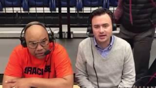 Coach Q Postgame Interview at George Washington