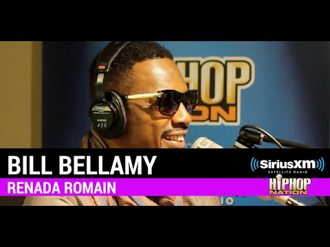 Bill Bellamy Says Bill Cosby Jokes Are Off Limits!! Names Current Kings of Comedy