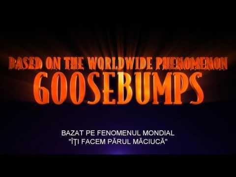 Trailer Goosebumps: Îţi Facem Părul Măciucă (Goosebumps)(2015) Subtitrat în Română