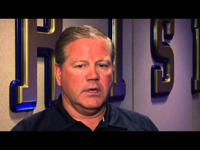 Brian Kelly Interview - Manti Te'o/Defensive Identity - Aug. 2, 2012 - Notre Dame Football