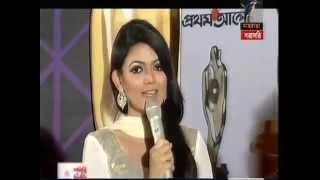 Actress Nabila is talking about her debut film ayanabaji