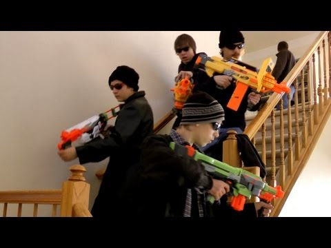 Nerf Socom Episode 18 - Above Johnson