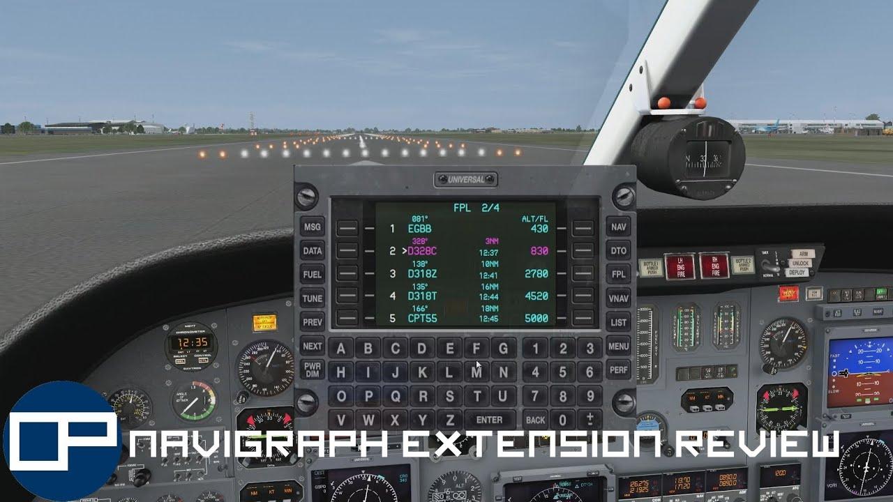 Carenado Cessna Citation Carenado S550 Citation ii