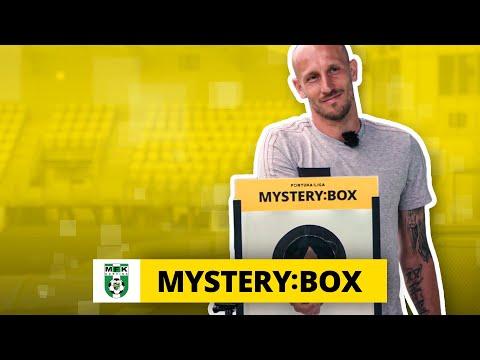 Mystery Box: Marek Janečka