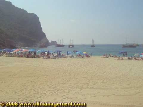 TURKEY – Alanya – Cleopatra Beach (Part 2)
