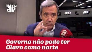 Governo não pode ter Olavo de Carvalho como norte | #MarcoAntonioVilla